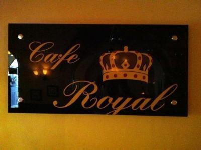 Unplugged Royal