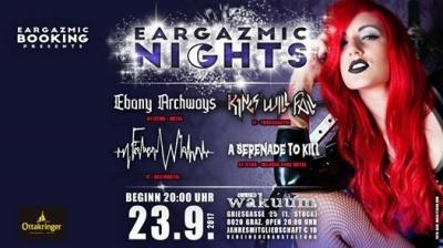 Aftershow Party - Eargazmic Nights