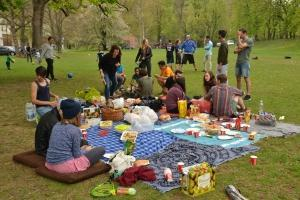 Interkulturelles Picknick by GEMMA